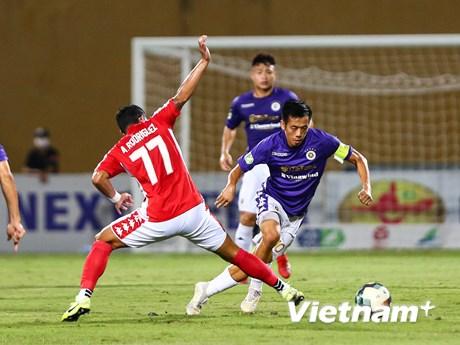 Cầu thủ nào xuất sắc nhất trong ngày Hà Nội FC lại thắng đậm TP.HCM?