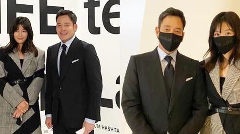 'Mợ chảnh' Jeon Ji Hyun đã hết... chảnh chỉ vì tóc mái, hội ngộ 'thái tử' gia tộc Samsung một thời tại sự kiện
