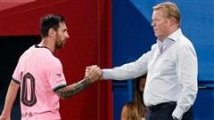 Lập siêu phẩm cho Barca, nhưng Messi lại đem tới nỗi lo lớn