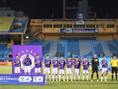 Hà Nội FC xin mở cửa sân đón khán giả ở trận chung kết với Viettel