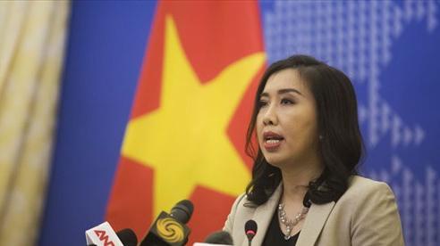 Việt Nam đề nghị sớm được thăm ngư dân Việt Nam bị Malaysia bắt giữ