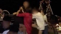 Công an điều tra vụ vợ dẫn 'hội chị em' bắt tại trận chồng hẹn hò bồ nhí, lao vào xé váy 'tiểu tam' ở Hà Nội