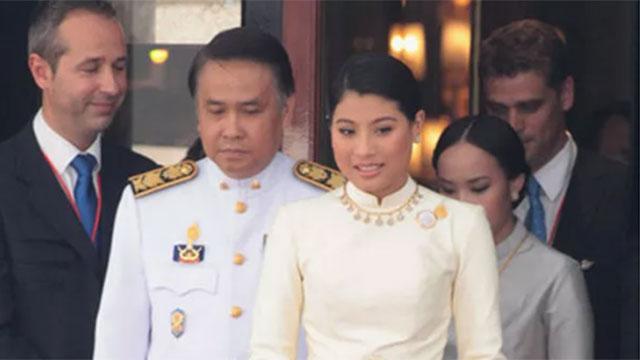 Công chúa bị lưu đày cùng mẹ bên Anh nhưng sau đó được Vua Thái Lan yêu thương hết lòng là ai?
