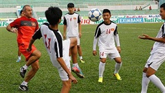 Tái ngộ với Công Phượng, sao U19 Việt Nam một thời hi vọng bùng nổ trong màu áo TP.HCM