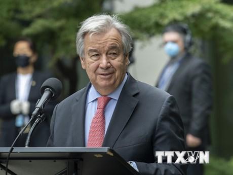 Tổng Thư ký LHQ kêu gọi toàn thế giới ngừng bắn để ứng phó đại dịch