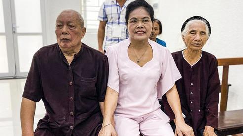 Vụ con dâu khai tử bố mẹ chồng để chiếm đất có dấu hiệu vi phạm hình sự