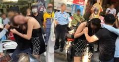 Cô gái đi xe sang LX570 bị đánh ghen trên phố: '3 người đều sai và rất dại dột'