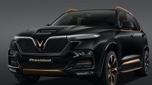Truyền thông Mỹ nói gì về chiếc SUV hạng sang VinFast President?