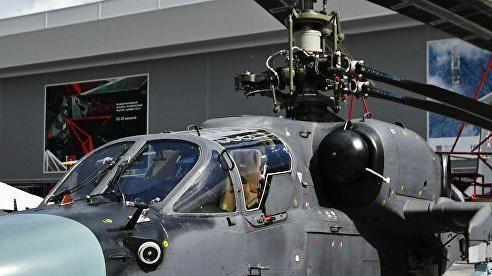 Trực thăng bay biển Ka-52K sắp được sản xuất hàng loạt
