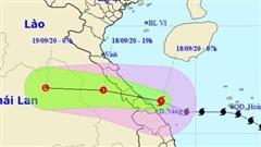 Bão số 5 vào Quảng Bình - Thừa Thiên Huế, suy yếu thành áp thấp nhiệt đới