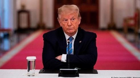 Ông Trump dốc bầu tâm sự: 'Tôi mất hết tất cả bạn bè kể từ khi làm tổng thống...'