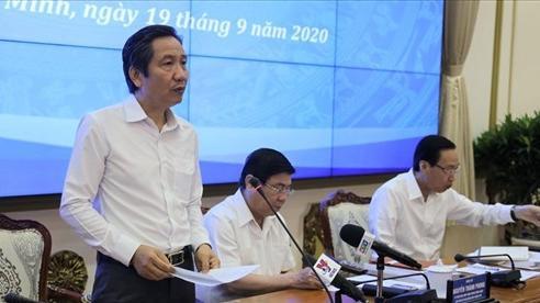 Bộ Nội vụ kiến nghị TP.HCM cân nhắc việc tổ chức HĐND TP.Thủ Đức
