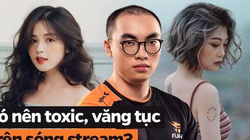 Nghe các hot streamer Việt chia sẻ chuyện 'lời ăn, tiếng nói' khi lên sóng stream