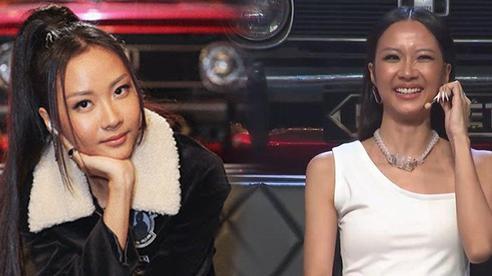 Thoát kiếp 'cô bé mùa đông', cuối cùng Suboi cũng đã chịu khoe vai gợi cảm ở Rap Việt!