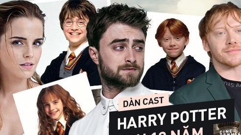 19 năm sau cơn sốt toàn cầu Harry Potter: Người thành sao hạng A, kẻ cống hiến miệt mài để 'thoát xác'