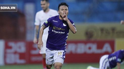 Quang Hải tỏa sáng giúp Hà Nội vô địch, HLV tiết lộ bí kíp: 'Tôi bảo Hải lên mạng ít thôi'