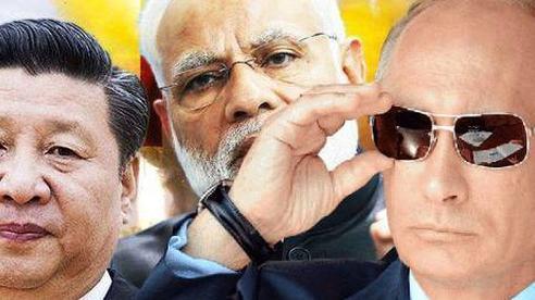 Lạnh lùng cảnh cáo sát vách, Nga-Ấn chuẩn bị 'đòn tấn công kép' dành cho Trung Quốc?