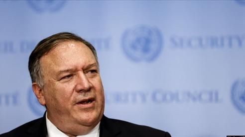 Mỹ đe dọa 'hậu quả' với các nước vi phạm lệnh tái trừng phạt Iran của Liên hợp quốc