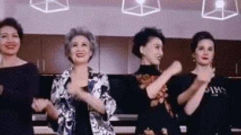 Hội các cụ bà U60 đang nổi đình đám trên Tiktok nhờ lập nhóm ăn mặc sành điệu, 'biến hình' thành những chị đại chất chơi đến giới trẻ cũng phải nể
