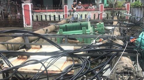 6 người chết, 112 người bị thương do bão số 5