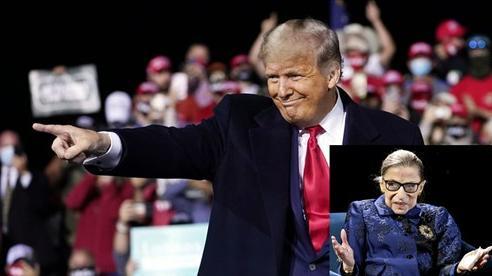 Bầu cử Mỹ và bước ngoặt sau cái chết của nữ thẩm phán tối cao