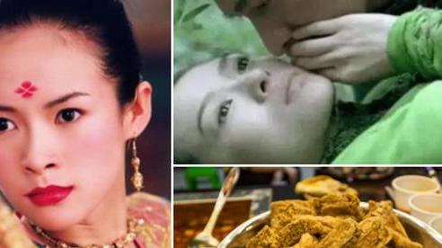 Đậu hủ thối: Món ăn kinh hoàng khiến 'siêu sao Trung Quốc' Chương Tử Di 'ớn' tới già vì nụ hôn ám mùi hôi của bạn diễn