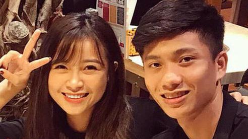 Nhật Linh lên tiếng về status gây hoang mang, kể chuyện lần đầu hẹn hò giản dị cùng Phan Văn Đức với 'bánh bao và xúc xích'