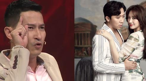 Huy Khánh: Trấn Thành có lăng nhăng bên ngoài Hari Won làm sao biết được!