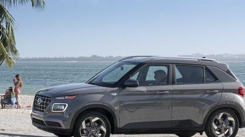 Hyundai Venue bỏ bản số sàn - Đâu phải cứ rẻ là bán chạy