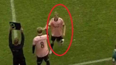 Dùng luật giống Trung Quốc, giải đấu châu Âu xuất hiện màn thay người gây 'tổn thương' lớn