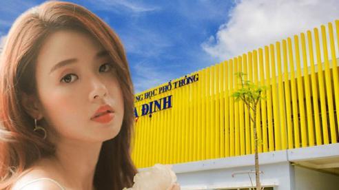 Nhìn ngôi trường cấp 3 Midu từng theo học mới biết lý do vì sao cô nàng 'hot girl' này lại tài năng đến vậy