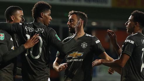 'Chết hụt' trước đội hạng dưới, Man United chứng minh lời mắng của huyền thoại là chính xác