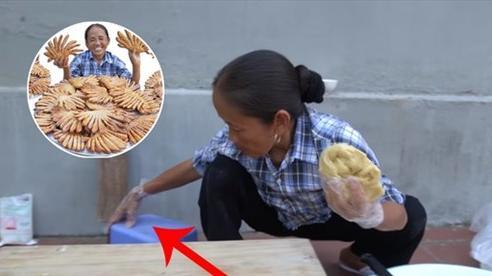 Chưa hết 'hoảng hồn' với món bánh tiêu phiên bản 'kinh dị' của Bà Tân Vlog, dân mạng lại phát hiện thêm sự cố mất vệ sinh