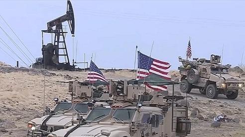 Ông Trump: Nếu đến Trung Đông, Mỹ phải chiếm lấy dầu Syria-Iraq