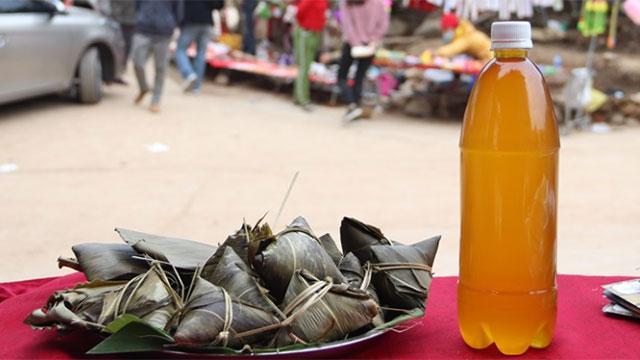 Đặc sản ăn với mật ong ngon khó cưỡng của người Tày