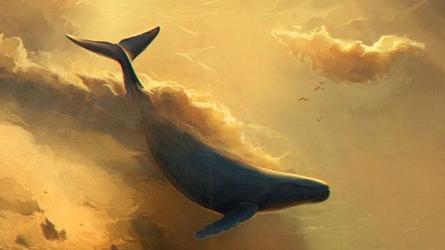 Truyền thuyết về cá thần nặng hàng chục tấn cứu người bị cuồng phong nhấn chìm giữa biển