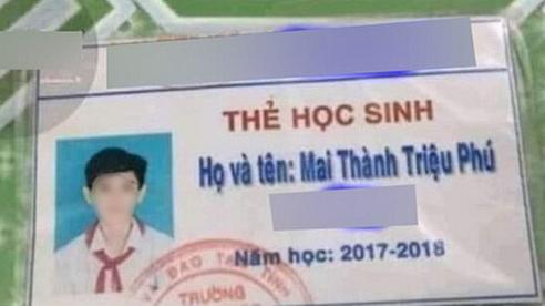 Nam sinh bỗng nổi rần rần từ ảnh thẻ nhưng bất ngờ lại nằm ở cái tên vừa đọc lên đã thấy tương lai giàu có