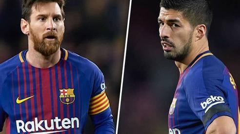 Messi bất bình khi chứng kiến bạn thân nhất phải rơi nước mắt rời Barca