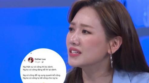 Hari Won đăng status dằn mặt người khác cực gắt, chẳng ngờ netizen réo tên Trấn Thành để... dịch xem vợ nói gì
