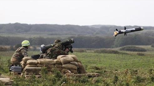 Siêu tên lửa Ukraine tịt ngòi trong tập trận phòng Nga