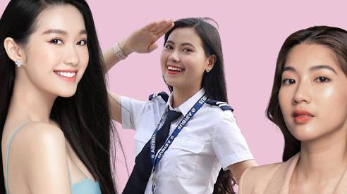 Nhìn dàn thí sinh Hoa hậu Việt Nam 2020 mà cứ ngỡ đang xem Đường lên đỉnh Olympia: Ai cũng sở hữu học vấn đỉnh nhưng nhân vật này 'khủng' nhất
