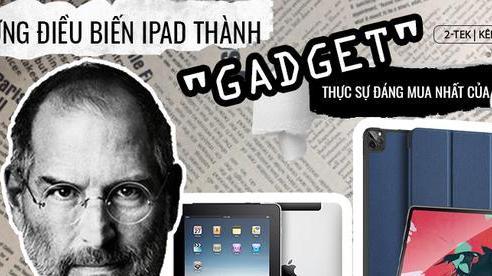 Oprah Winfrey từng gọi iPad là 'phát minh tuyệt vời nhất thế kỷ' - Điều gì biến nó thành 'gadget' đáng mua nhất của Apple?