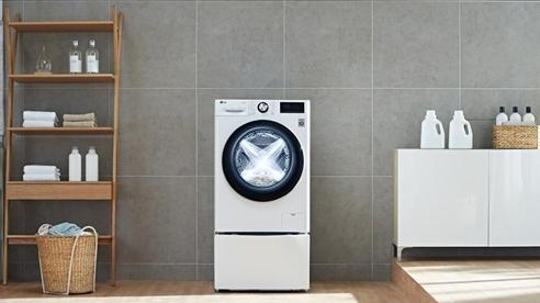 LG ra mắt máy giặt đi kèm trí tuệ nhân tạo tại Việt Nam