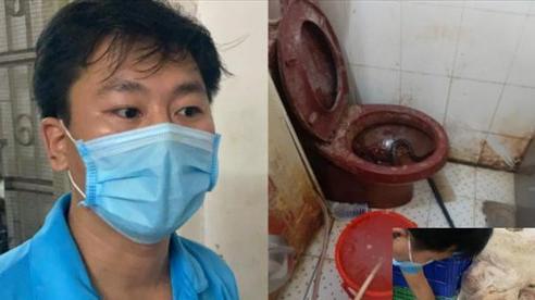Vụ lò bánh mì ở Sài Gòn bị tố dùng thịt bẩn làm nhân, khu chế biến có giòi ngoe nguẩy: Chủ lò cũng không biết 'bé na' ở đâu ra