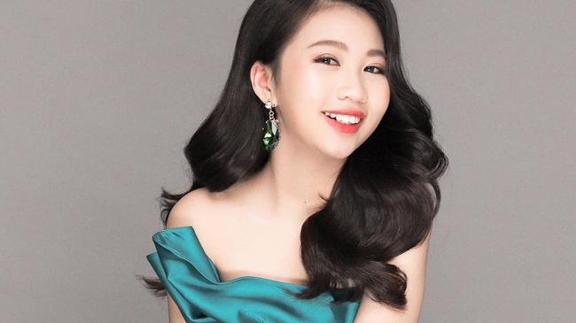 Hoa hậu Việt nhí 15 tuổi cao 1m74: Uống sữa thay cơm mỗi ngày nhưng chế độ vận động và ngủ nghỉ còn đáng chú ý hơn