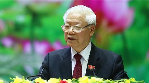Tổng Bí thư, Chủ tịch nước: Quân đội bảo đảm môi trường 'trong ấm, ngoài êm' cho đất nước