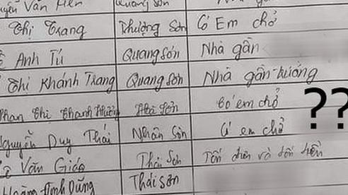 Trường yêu cầu ghi lý do 'không gửi xe', học trò đánh liều ghi vài dòng khiến dân tình giật mình: Các em thời nay lớn nhanh quá!