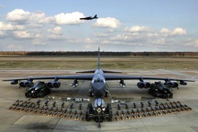 Nỗ lực duy trì khả năng răn đe chiến lược của Không quân Mỹ