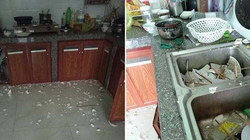 Vợ đi làm cả ngày, nhờ chồng rửa bát hộ và cái kết cay đắng: Cái bát mẻ cũng không còn mà ăn