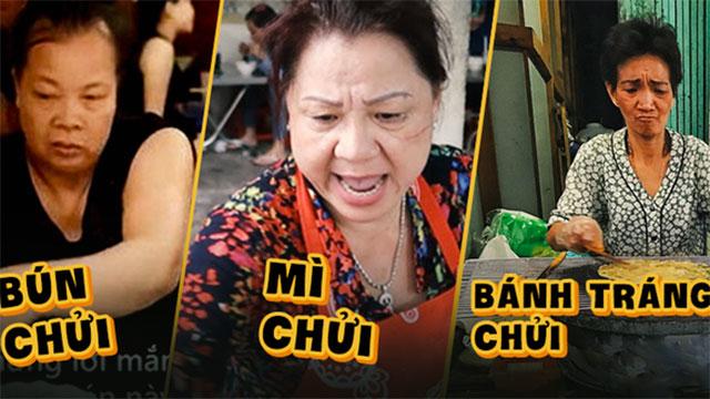 Hà Nội có bún chửi, Sài Gòn có mì chửi, Đà Lạt có bánh tráng chửi: dân tình mỗi người một ý kiến nhưng hàng nào cũng vẫn đông nghịt khách